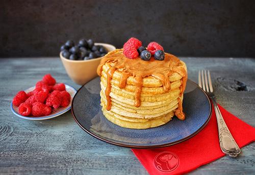 dog pancake