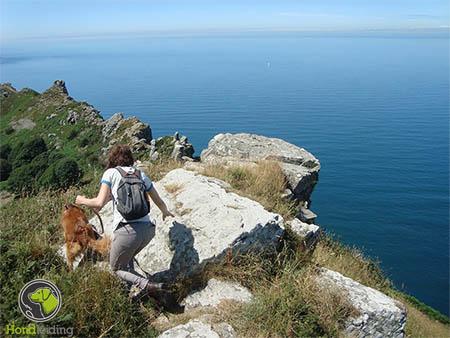 hond vakantie wandelen